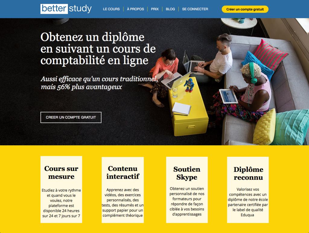 BetterStudy recommande MacCompta